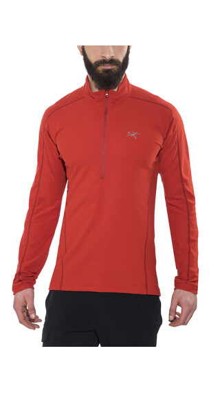 Arc'teryx Delta LT sweater Heren rood